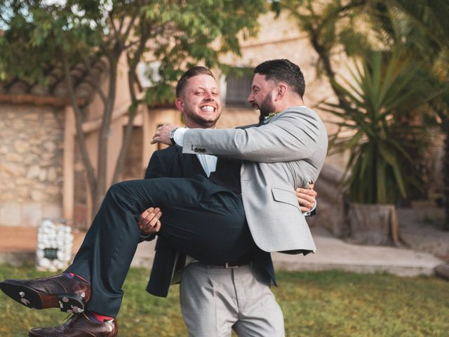 La boda de Dean y Anthony en Vilanova I La Geltru, Barcelona 69