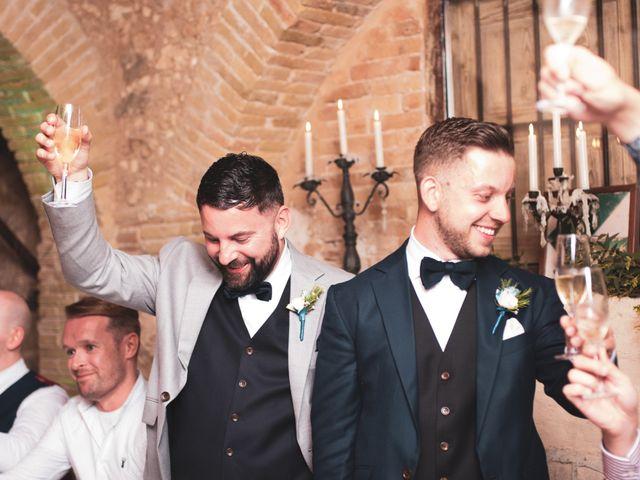 La boda de Dean y Anthony en Vilanova I La Geltru, Barcelona 81