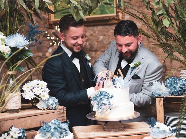 La boda de Dean y Anthony en Vilanova I La Geltru, Barcelona 86