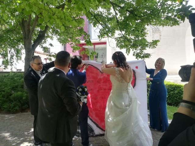 La boda de Jesús  y  Chris en Madrid, Madrid 6