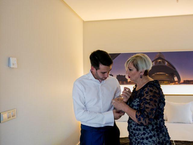La boda de Vicent y Nerea en Riba-roja De Túria, Valencia 17