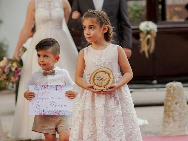 La boda de Vicent y Nerea en Riba-roja De Túria, Valencia 39