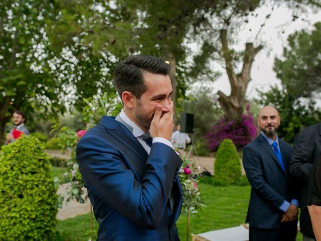La boda de Vicent y Nerea en Riba-roja De Túria, Valencia 40