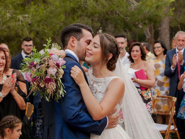 La boda de Vicent y Nerea en Riba-roja De Túria, Valencia 42