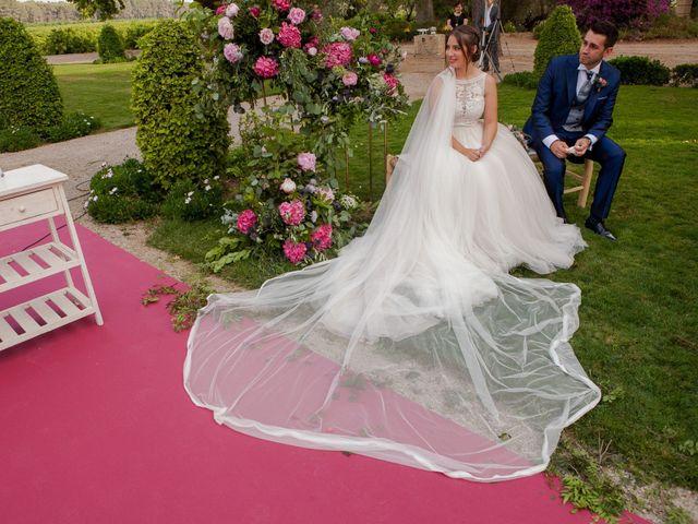 La boda de Vicent y Nerea en Riba-roja De Túria, Valencia 44