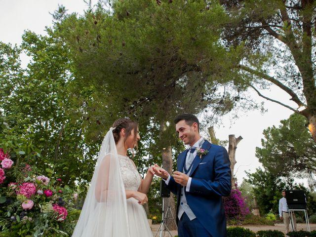 La boda de Vicent y Nerea en Riba-roja De Túria, Valencia 46