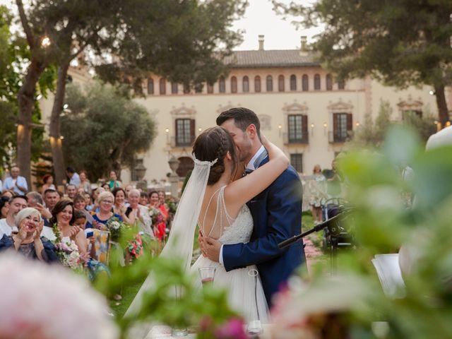 La boda de Vicent y Nerea en Riba-roja De Túria, Valencia 47