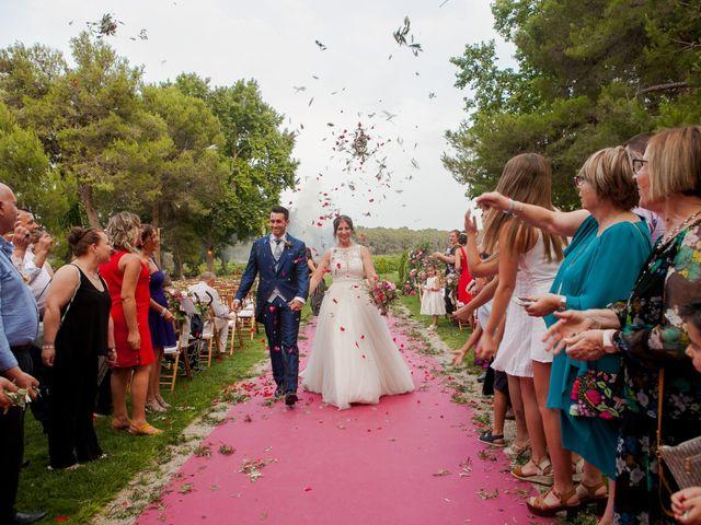 La boda de Vicent y Nerea en Riba-roja De Túria, Valencia 48