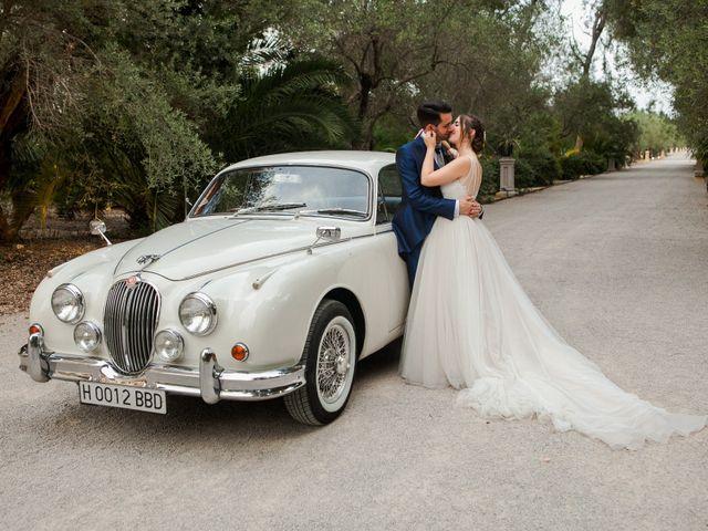 La boda de Vicent y Nerea en Riba-roja De Túria, Valencia 49