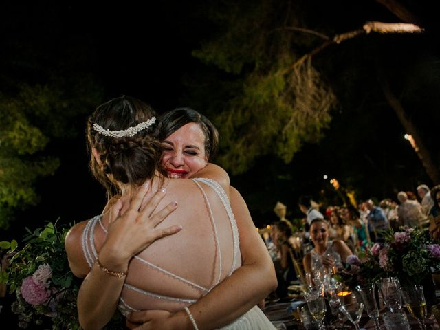 La boda de Vicent y Nerea en Riba-roja De Túria, Valencia 51