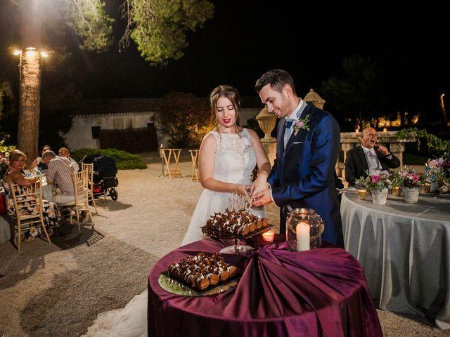 La boda de Vicent y Nerea en Riba-roja De Túria, Valencia 53