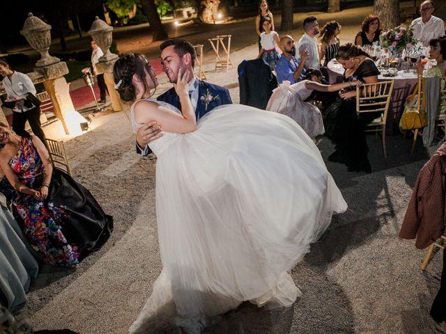 La boda de Vicent y Nerea en Riba-roja De Túria, Valencia 54