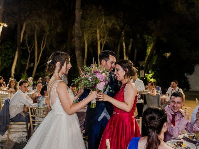 La boda de Vicent y Nerea en Riba-roja De Túria, Valencia 57