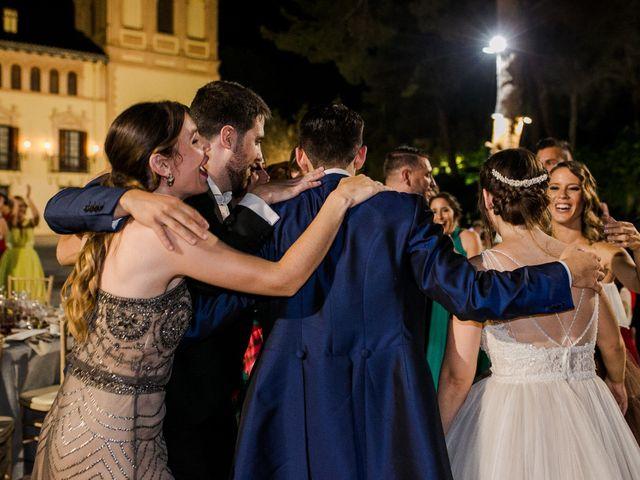 La boda de Vicent y Nerea en Riba-roja De Túria, Valencia 58