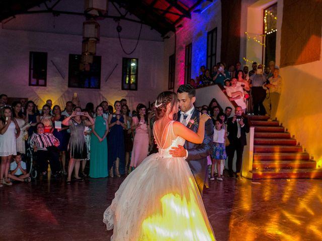 La boda de Vicent y Nerea en Riba-roja De Túria, Valencia 59