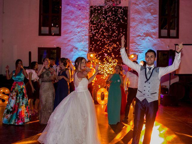 La boda de Vicent y Nerea en Riba-roja De Túria, Valencia 60