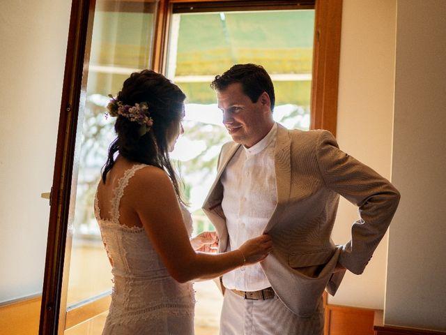 La boda de Yago y Valeria en Huarte-pamplona, Navarra 17