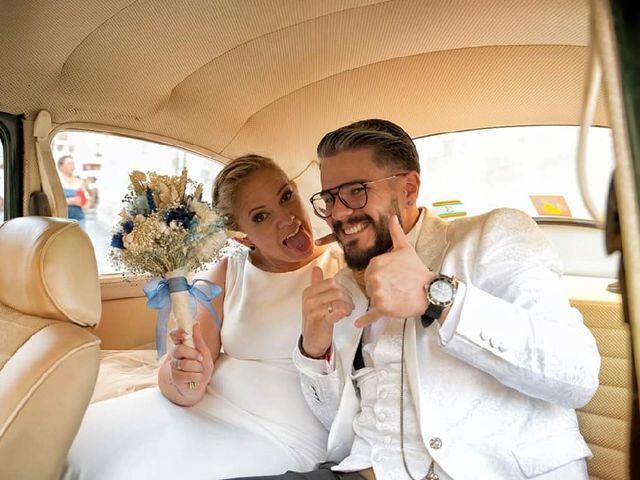 La boda de Maria del Carmen y Jose Domingo en Cádiz, Cádiz 5