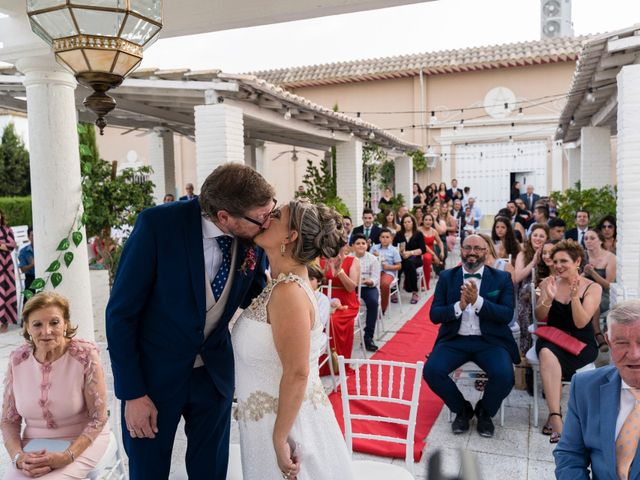 La boda de Mª del Mar y Manuel Luis