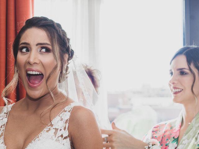 La boda de Luigi y Marité  en Santa Cruz De Tenerife, Santa Cruz de Tenerife 31