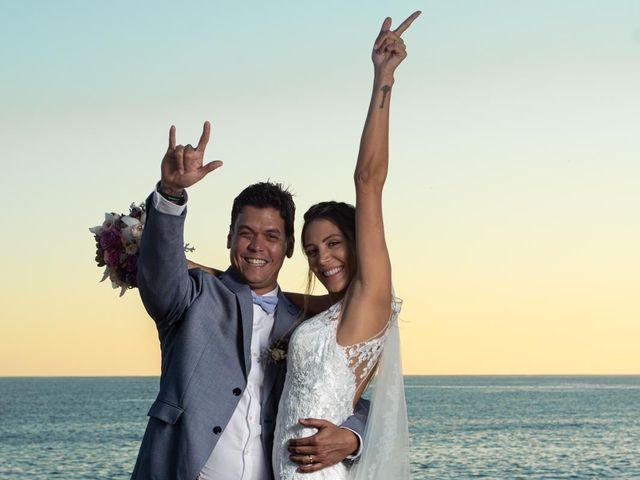 La boda de Luigi y Marité  en Santa Cruz De Tenerife, Santa Cruz de Tenerife 45