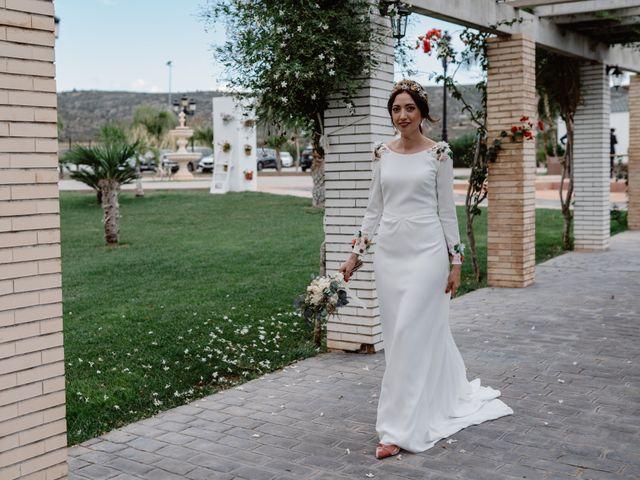 La boda de Adrián y Estefanía en Alcalà De Xivert, Castellón 18