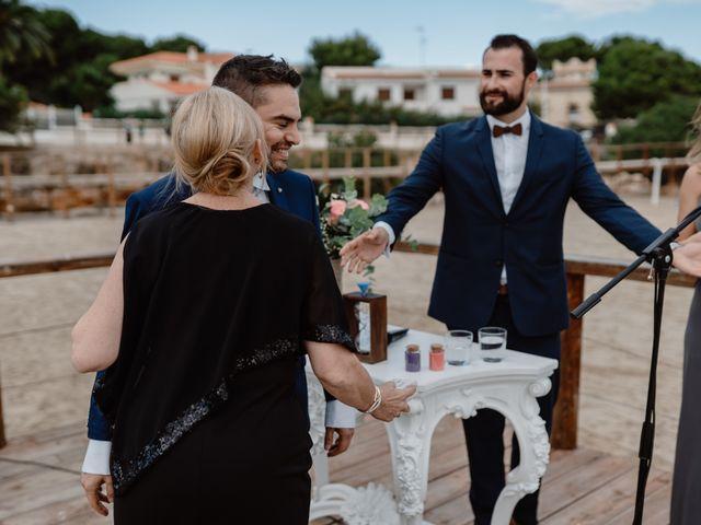 La boda de Adrián y Estefanía en Alcalà De Xivert, Castellón 27
