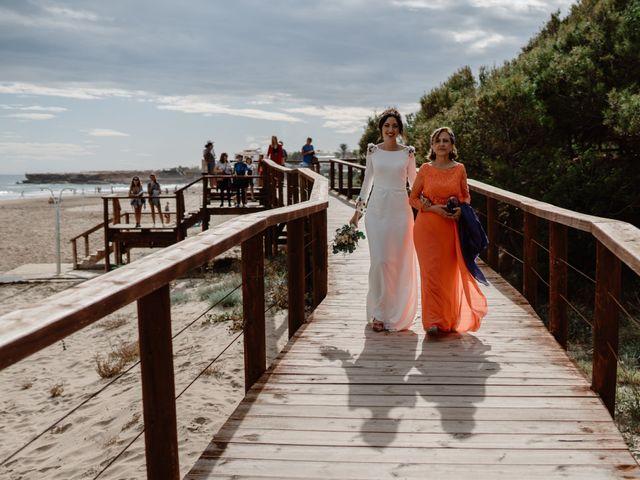 La boda de Adrián y Estefanía en Alcalà De Xivert, Castellón 29