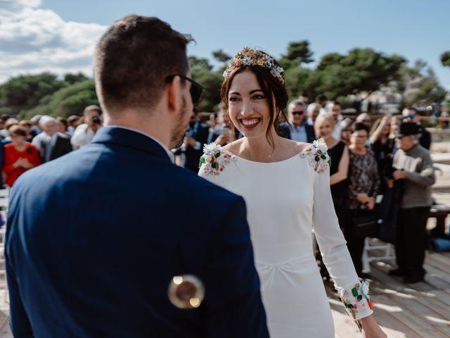 La boda de Adrián y Estefanía en Alcalà De Xivert, Castellón 34