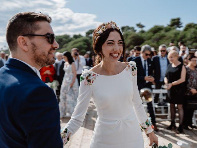 La boda de Adrián y Estefanía en Alcalà De Xivert, Castellón 35