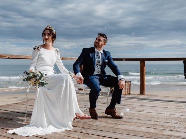 La boda de Adrián y Estefanía en Alcalà De Xivert, Castellón 37