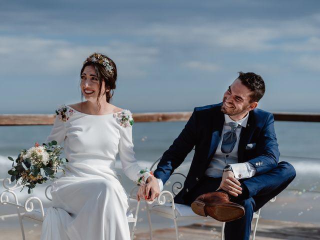 La boda de Adrián y Estefanía en Alcalà De Xivert, Castellón 40