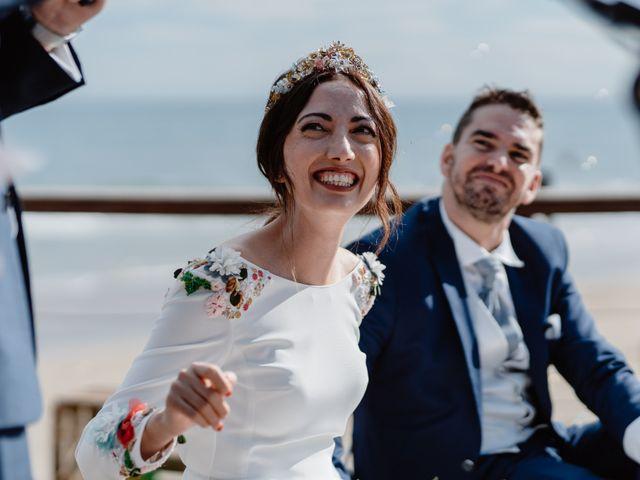 La boda de Adrián y Estefanía en Alcalà De Xivert, Castellón 41