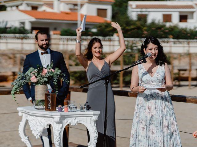 La boda de Adrián y Estefanía en Alcalà De Xivert, Castellón 43