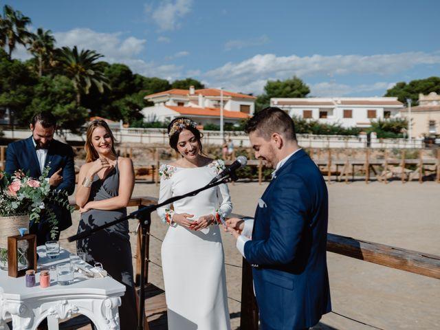 La boda de Adrián y Estefanía en Alcalà De Xivert, Castellón 46