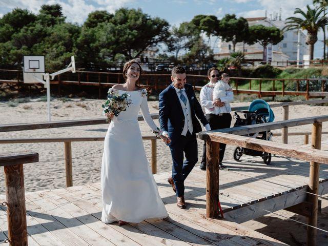 La boda de Adrián y Estefanía en Alcalà De Xivert, Castellón 49