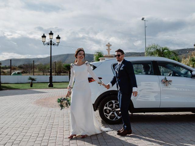 La boda de Adrián y Estefanía en Alcalà De Xivert, Castellón 57