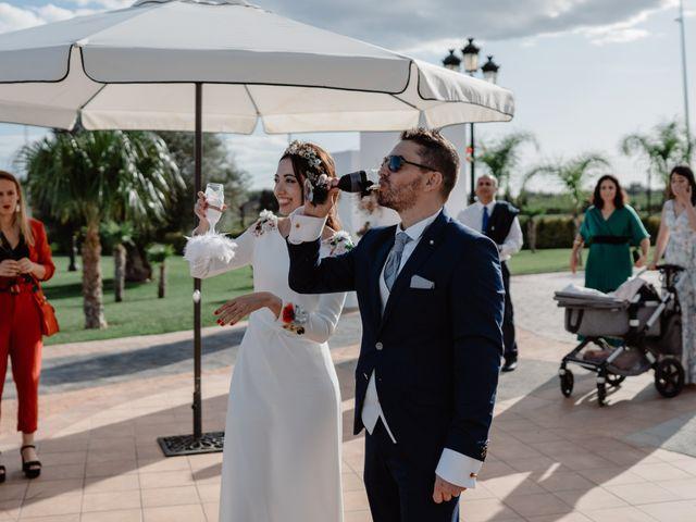 La boda de Adrián y Estefanía en Alcalà De Xivert, Castellón 59