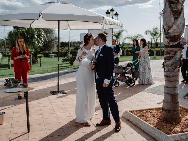 La boda de Adrián y Estefanía en Alcalà De Xivert, Castellón 60