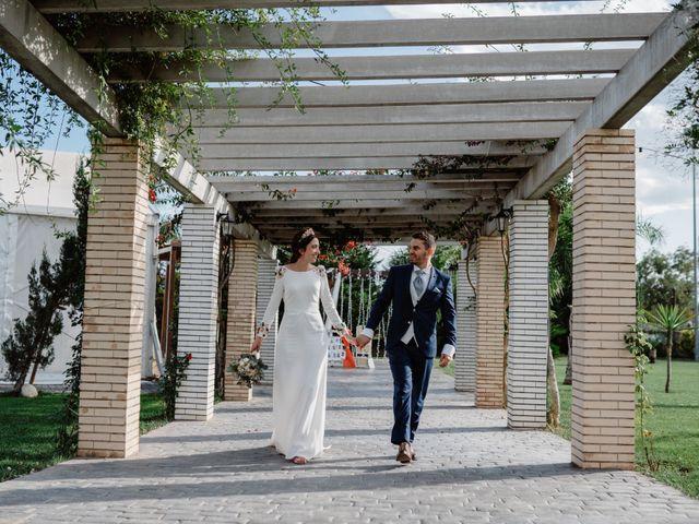 La boda de Adrián y Estefanía en Alcalà De Xivert, Castellón 61