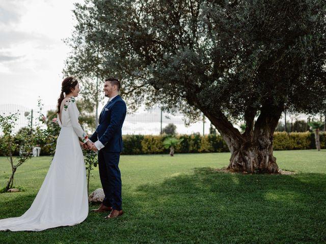 La boda de Adrián y Estefanía en Alcalà De Xivert, Castellón 62