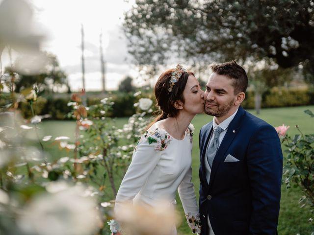 La boda de Estefanía y Adrián