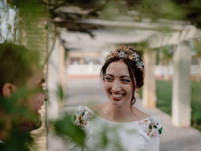 La boda de Adrián y Estefanía en Alcalà De Xivert, Castellón 67