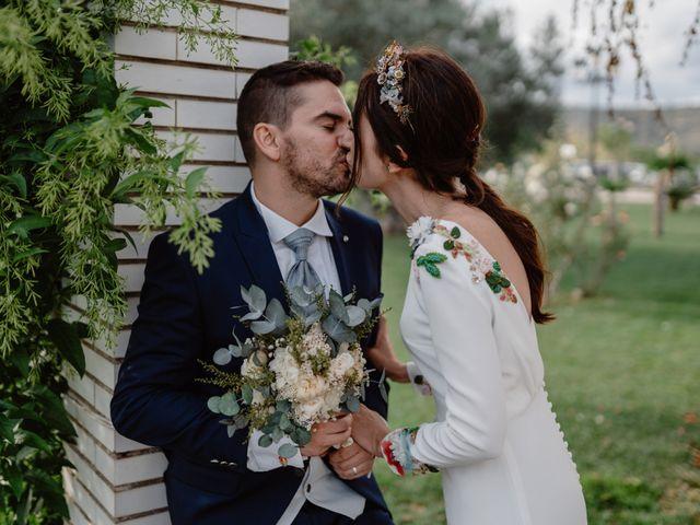 La boda de Adrián y Estefanía en Alcalà De Xivert, Castellón 68