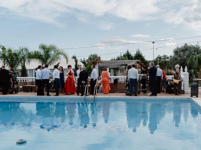 La boda de Adrián y Estefanía en Alcalà De Xivert, Castellón 69