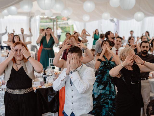 La boda de Adrián y Estefanía en Alcalà De Xivert, Castellón 80
