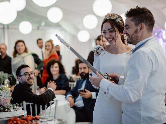 La boda de Adrián y Estefanía en Alcalà De Xivert, Castellón 92