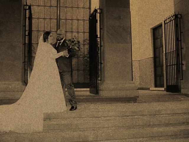 La boda de Ezequiel y Regina en Málaga, Málaga 1