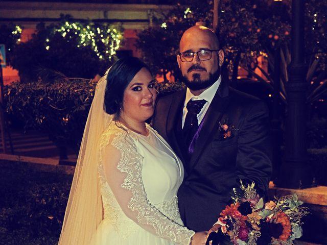 La boda de Ezequiel y Regina en Málaga, Málaga 4