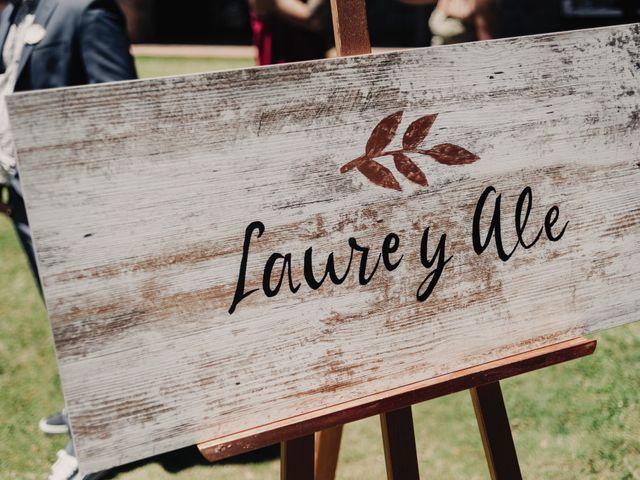 La boda de Ale y Laure en Almorox, Toledo 2